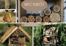 Hmyzí domečky I – úvod