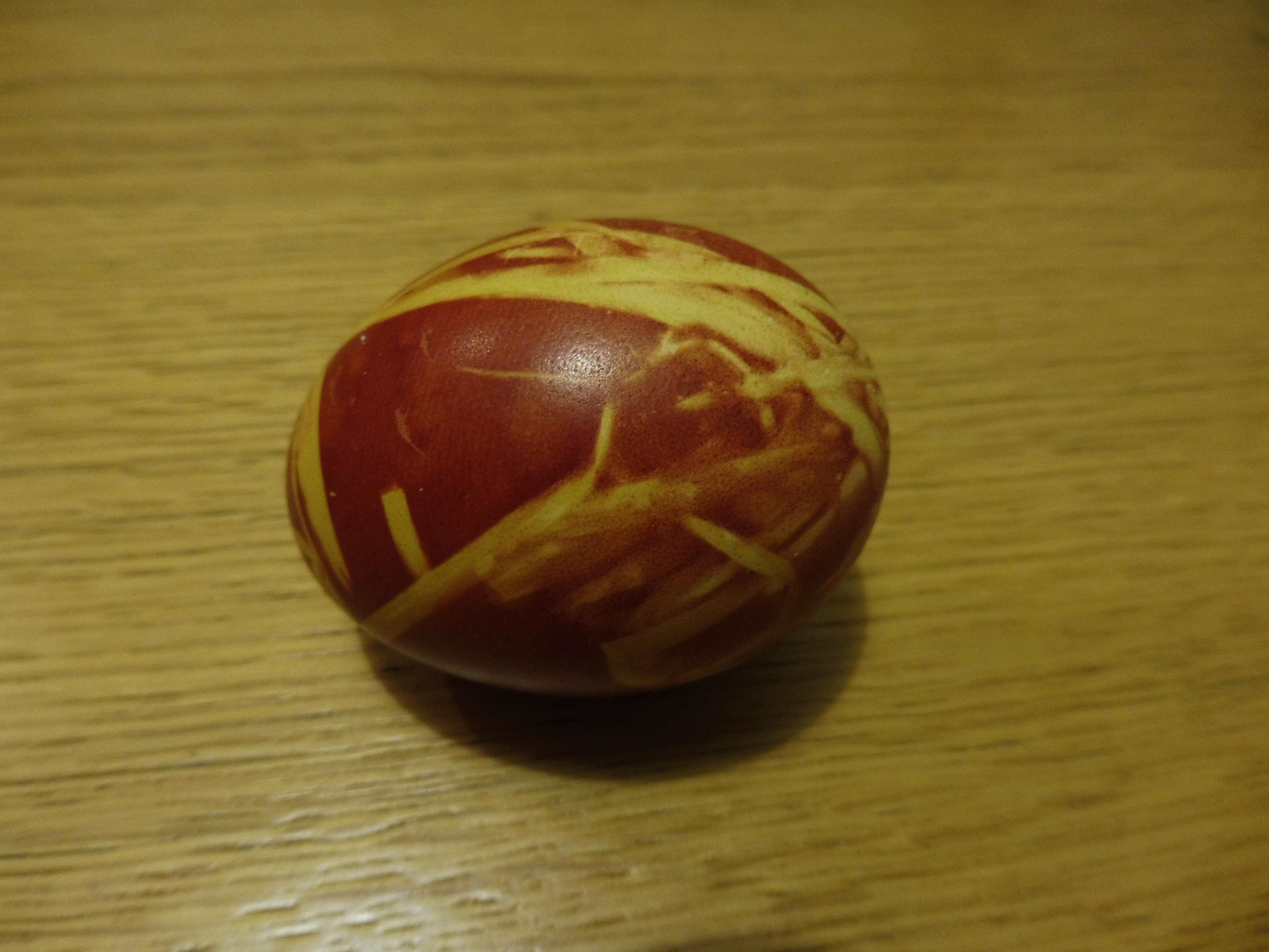 Batikovaná vajíčka aneb barvíme přírodními barvivy   petra Štěpánková